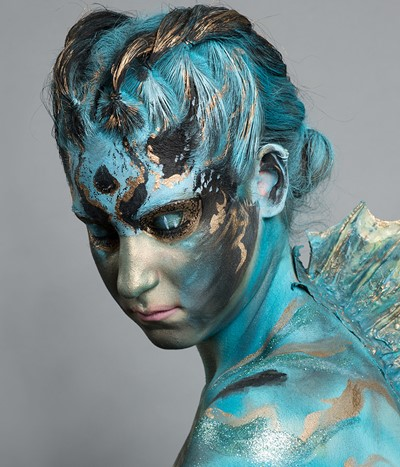 Airbrush Makeup Course Body Art And Body Painting Course