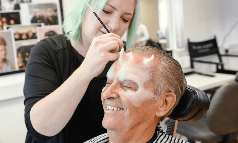 The Iver Make-Up Academy's BAFTA Scholarship will give deserving students the chance to practice core make-up and hair techniques.