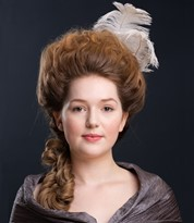 Victorian Era look for a Theatre performance Creaded by an Iver Academy Trained Artist
