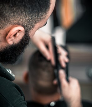 Pro course haircutting and barbering