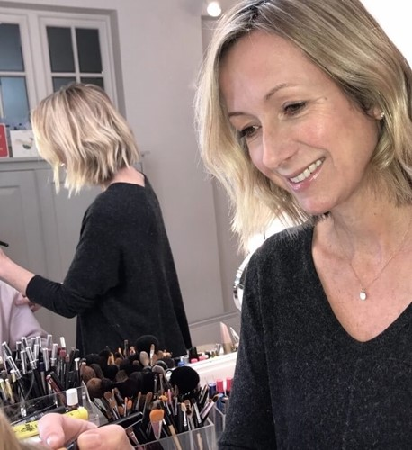 Tamsin Barbosa Hair and Make Up Artist from Mary Poppins Returns
