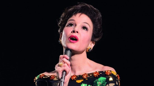 Renee Zellweger as Judy Garland. Photo credit: LD Entertainment and Roadside Attractions